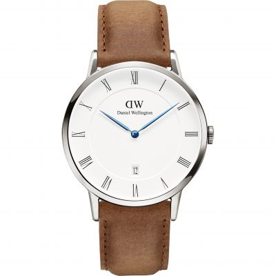 Mens Daniel Wellington Dapper 38mm Durham Watch DW00100116