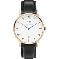 Mens Daniel Wellington Dapper 34mm Sheffield Watch