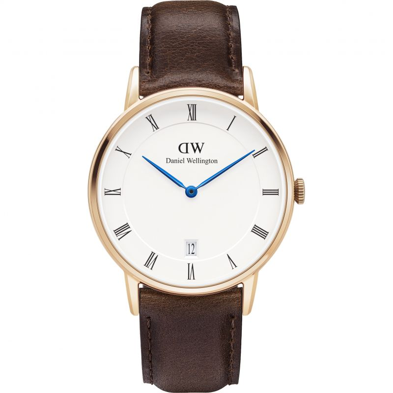 Ladies Daniel Wellington Dapper 34mm Bristol Watch