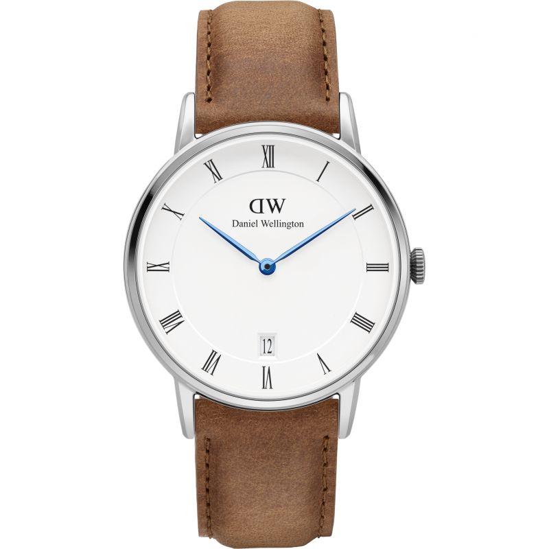 Ladies Daniel Wellington Dapper 34mm Durham Watch DW00100114