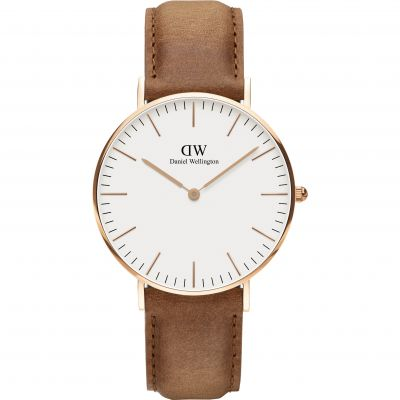Mens Daniel Wellington Classic 36mm Durham Watch DW00100111