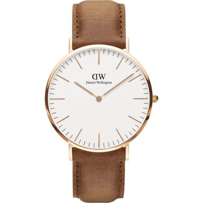 Mens Daniel Wellington Classic 40mm Durham Watch DW00100109