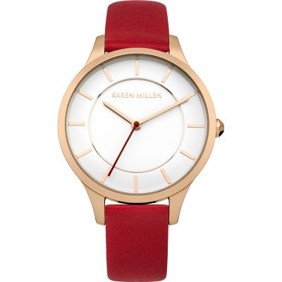 Ladies Karen Millen Watch KM133RRGA