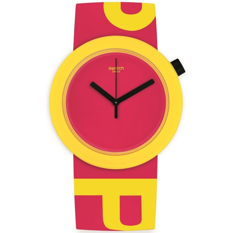 Unisex Swatch Pop-Tastic Watch PNJ100
