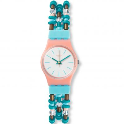 Ladies Swatch Beadround S Watch LP142B