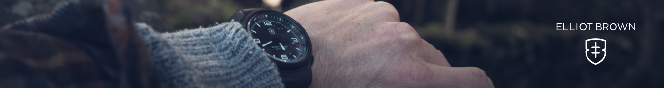 Elliot Brown Bloxworth Collection Watches