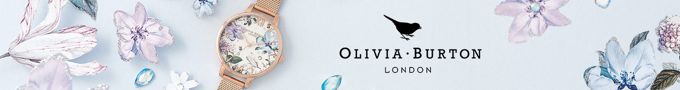Olivia Burton White Dial Watches