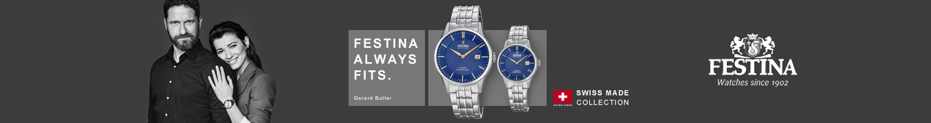 Festina Swiss Made Capsule Collection Watches