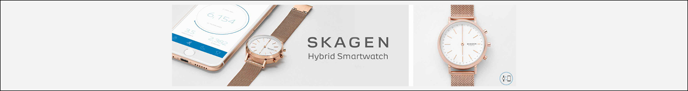 Skagen Connected Watches