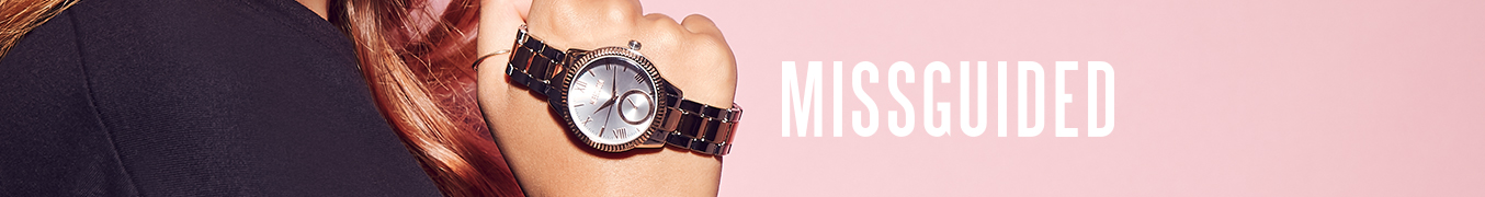Missguided Horloges