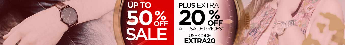 SALE Watches and Jewellery